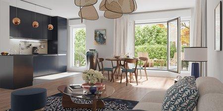 Saison 1 - Quartier Paul Hochart - immobilier neuf L'haÿ-les-roses