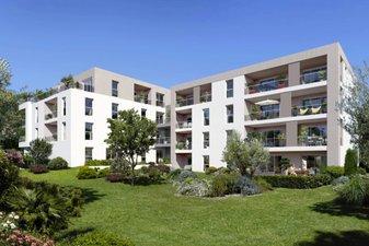 Villa Gracieuse - immobilier neuf Marseille