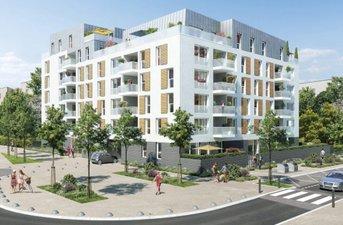 Les Balcons Du Mail - immobilier neuf Cergy