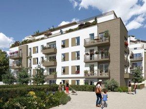 Le Clos Acajou - immobilier neuf Rosny-sous-bois