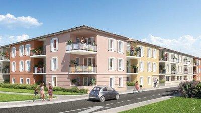 O'village - immobilier neuf Cogolin