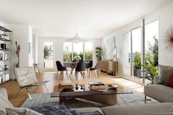 Le Belvédère - immobilier neuf Rosny-sous-bois