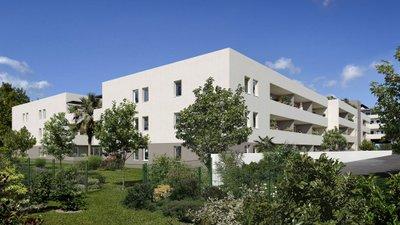 Le Clos Castel - immobilier neuf Castelnau-le-lez