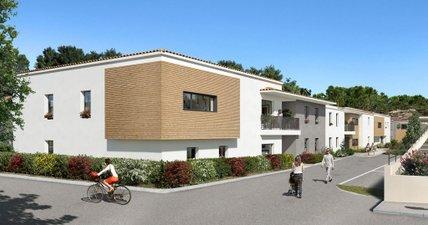 Le Clos Des Oliviers - immobilier neuf Castelnau-le-lez