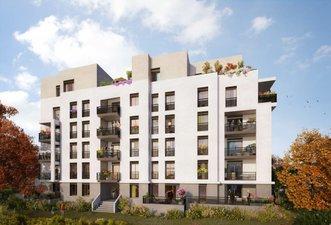 Les Faubourgs - Villeurbanne Gratte-ciel - immobilier neuf Villeurbanne