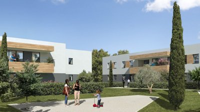 Résidence Les Cyprès - immobilier neuf Montpellier