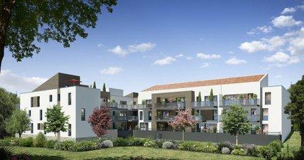 Villa Romarin - immobilier neuf Saint-brès