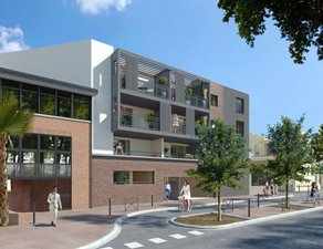 L'ecrin Brienne - immobilier neuf Toulouse