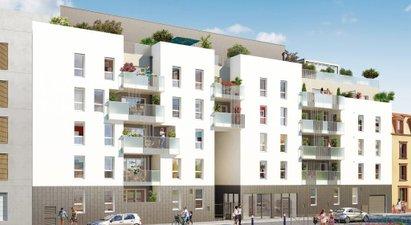 Le Clos Wilson - immobilier neuf Villeurbanne