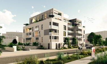 Les Hauts Romanet - immobilier neuf Saint-herblain