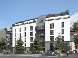 Carré Zola - immobilier neuf Nantes