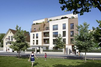Villa Rossays - immobilier neuf épinay-sur-orge