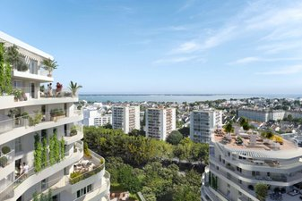 Harmony Of The Sky - Prix Maîtrisés - immobilier neuf Saint-nazaire