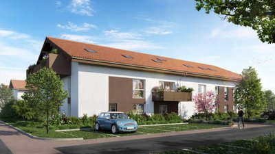 Le Clos Des Frênes - immobilier neuf Marignier