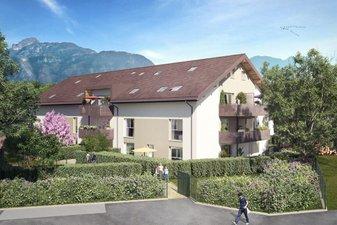 Villas Aravis - immobilier neuf Saint-pierre-en-faucigny