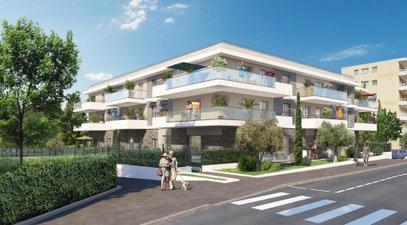 Villa Pastorale - immobilier neuf Le Cannet