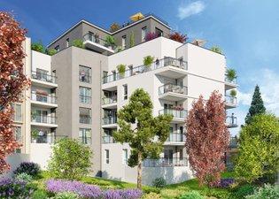 6 Avenue Jean Francois Raclet - immobilier neuf Lyon