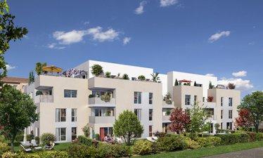 Plain'itude - immobilier neuf Vénissieux