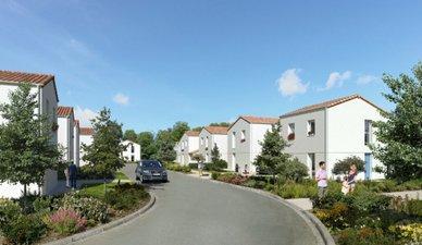 Le Bois Valentin - Tranche 2 - immobilier neuf Saint-jean-de-monts