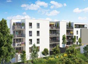 Les Terrasses De Rochet - immobilier neuf Castelnau-le-lez