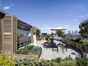 Les Terrasses Bel Air - immobilier neuf Colombes
