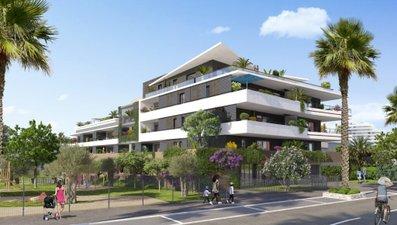 Horizon Marine - immobilier neuf Villeneuve-loubet