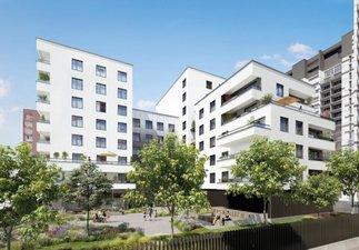 Green Park - immobilier neuf Bobigny