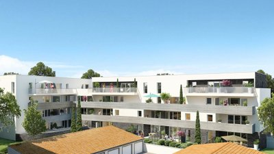 Résidence Calista - immobilier neuf Montpellier