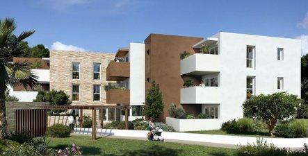 Villa Des Grèzes - immobilier neuf Montpellier