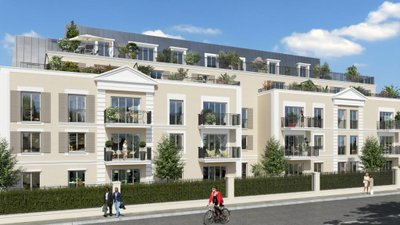 Les Terrasses Joffre - immobilier neuf Noisy-le-grand