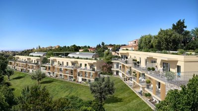 Les Terrasses - immobilier neuf Nice