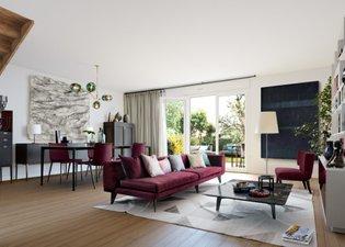 Les Villas De Louans - immobilier neuf Morangis