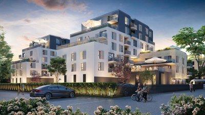 21 Avenue Paul Valéry - immobilier neuf Sarcelles