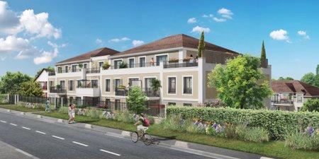 Coteaux De La Marne - immobilier neuf Montévrain