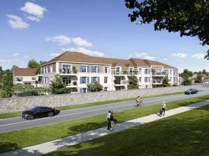 Le Clos Du Chateau - immobilier neuf Le Mée-sur-seine