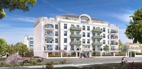 Spirit Of Saint Louis - immobilier neuf Le Blanc-mesnil