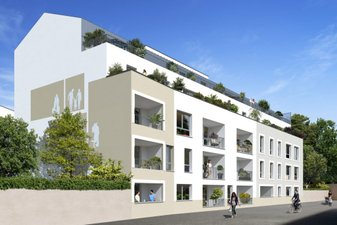 Pierra Blanca - immobilier neuf Stains