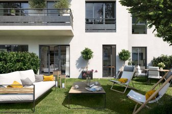 Les Terrasses De Chanzy - immobilier neuf Livry-gargan