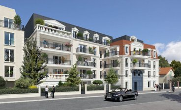La Seigneurie - immobilier neuf Le Blanc-mesnil