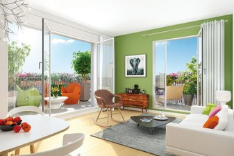 Intimis't - immobilier neuf Roissy-en-brie