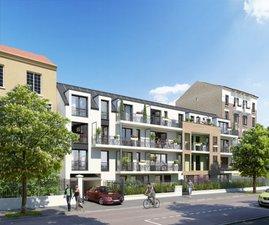 Le Clos Saint-louis - immobilier neuf Villemomble
