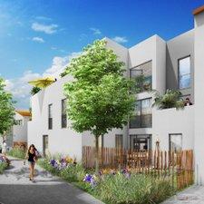 Chemin Des Iris - immobilier neuf La Courneuve