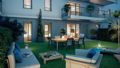 Les Jardins De Méditerranée - immobilier neuf Toulon