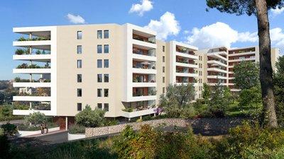 Les Hauts De Clerissy - immobilier neuf Marseille