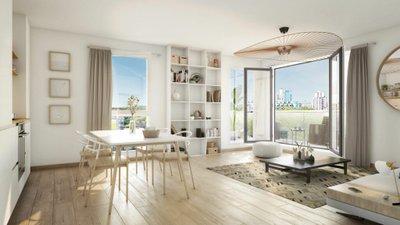 Le Belvédère - immobilier neuf Bobigny