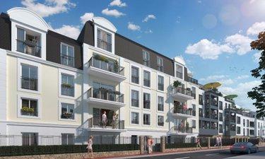 Le Mansart - immobilier neuf Noisy-le-grand