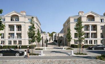 Domaine Régence - immobilier neuf Serris