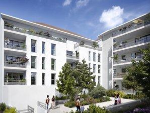 Le Patio Des Tamaris - immobilier neuf La Londe-les-maures