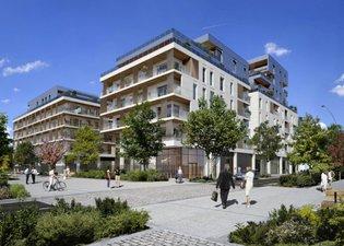 Les Terrasses Ginkgo - immobilier neuf Rueil-malmaison