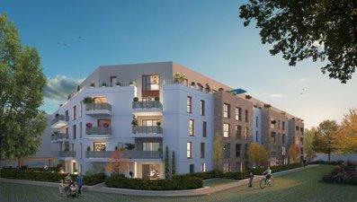 L'ecrin Des Noyers - immobilier neuf Aubervilliers